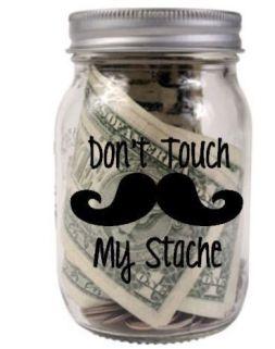 stache jars